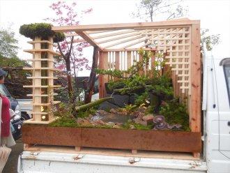 No.16 Japanese modern garden:造園連青森県支部青年部(青森県)