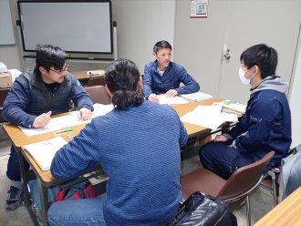 職長・安全衛生責任者教育講習会_受講3グループ