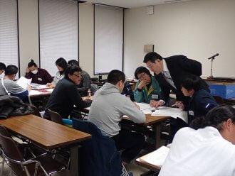 職長・安全衛生責任者教育講習会_受講4グループ