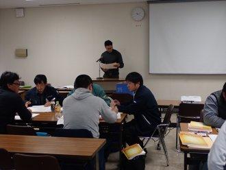 職長・安全衛生責任者教育講習会_受講6グループ発表